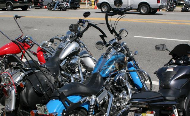 Daytona Bike Week 2014