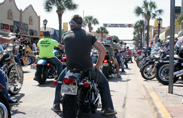 Enter to Win the Official Bike Week Motorcycle. Each year, The Daytona