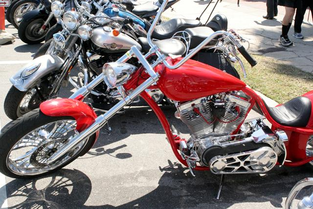 Daytona FL Bike Week 2014