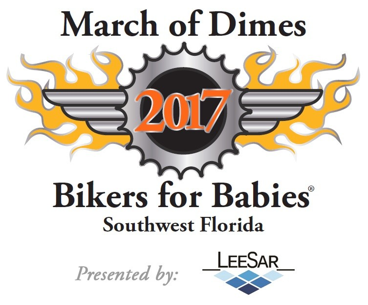 17th Annual  SWFL's Bikers for Babies