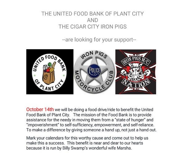 United Food Bank In Plant City Fl